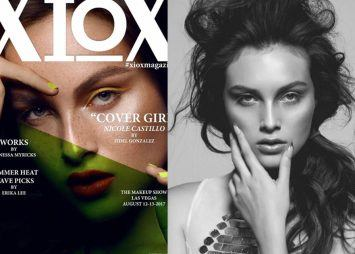 NICOLE CASTILLO Otto Models Los Angeles Modeling Agency