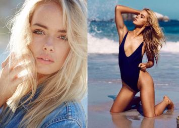 TAYLA SKYE ROBINSON Otto Models Los Angeles Modeling Agency